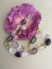 Natural Not Enhanced Amethyst Sterling Silver Fine Jewellery