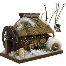 Billy Handmade Miniature Dollhouse Model Kit Thatched House Izakaya 8444