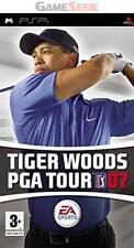 Tiger Woods PGA Tour Golf 07-Playstation PSP Brandneu versandkostenfrei