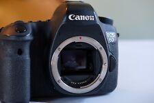 Canon EOS 6D Digital Single Lens Body Only Reflex Camera - Black