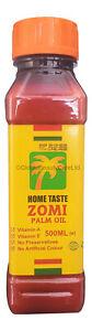 Home Taste Zomi Palm Oil 500 ml