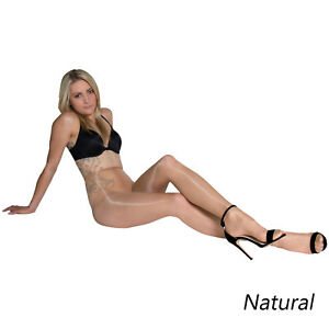Cecilia de Rafael Eterno Super Lucido 20 Ultra Glossy Shiny Tights Pantyhose