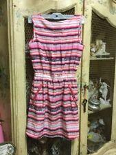 Love Ari Rainbow Store Dress Multi Stripe Dress
