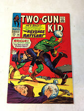 TWO GUN KID #88 WESTERN, REVENGE OF THE RATTLER, 1967, beautiful NM-
