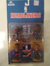 NBA Headliners Collector's Catalog Ages 4 Yrs & Up Corinthian Tm FREE SHIP