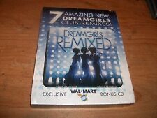 Dream Girls Remixed: 7 Amazing Club Remixes Wal Mart Exclusive Bonus CD NEW