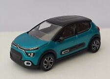 NOREV 3 Inches.new Citroen C3 2020.Bleu Sky New IN Box NOREV Scale / Ladder 1/64