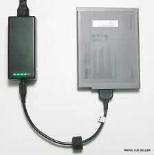 External Laptop Battery Charger for Dell Inspiron 1100, 5100, 5150, U1223, 6T473