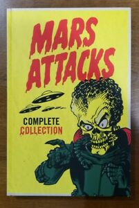 Mars Attacks Deluxe Complete Collection IDW Comics HC Hardcover OOP John Layman