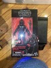 Gamestop Exclusive Star Wars Black Series Inferno Squad Agent By Hasbro
