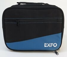 Genuine Exfo Soft Carry Case Adjustable Middle Compartment 11 X 8 X 3