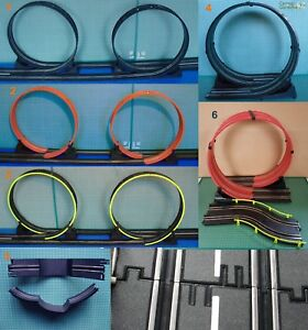 Artin 1:43 Slot Car Road Racing Track Loop Section - Choice Upgrade or Extend