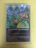 THE MANHATTAN TRANSFER Brasil 818034 Cassette Tape