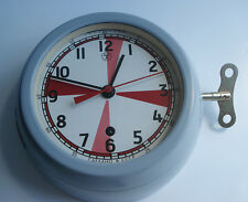 USSR RUSSIAN SUBMARINE NAVY MARINE SHIP CABIN RADIO DECK-HOUSE CLOCK 2-76