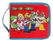 PowerA Super Mario DS Universal Folio Zip Storage Case 3ds & XL CPFA1230224