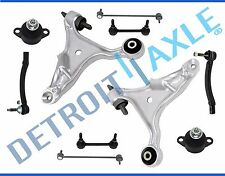 New 10pc Complete Front & Rear Suspension Kit for Volvo S60 [V70 - AWD ONLY]