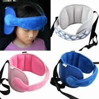 Sécurité siège auto soutien tête sommeil oreillers enfants bébé cou Protection