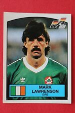 Panini EURO 88 N. 196 EIRE LAWRENSON WITH BACK VERY GOOD / MINT CONDITION!!!