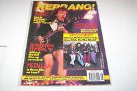#337 KERRANG! music magazine AC/DC - METALLICA