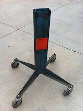 roll stand Roper Whitney Magna Bend Electromagnetic 4' 18 Gauge Box Pan Brake