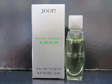 What About Adam by Joop Men 0.17 oz Eau de Toilette Splash Mini New In Box