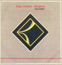 "12"" - King Crimson - Sin Dormir (Prog Rock) LISTEN"