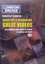 Jump Start Guide to Shooting and Producing Great Videos (DVD)