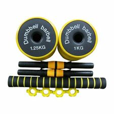 KA Pair Adjustable Dumbbells Barbell Set Various Weight can be Selected