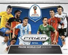 2018 Panini Prizm World Cup Soccer Complete Your Set-Pick The Player