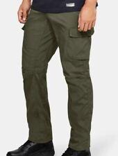 Under Armour Men's UA Enduro Cargo Pants Size 38 x 34 Color Marine Green NWT