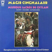 ARN 33517 Magie Cinghalaise Musique Sacree de Ceylan / Gerard Kremer