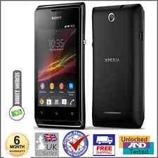 Sony XPERIA E - 4 GB-nero (sbloccato) Smartphone