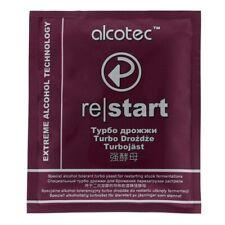 10 X ALCOTEC RE STAR RESTARTER HEFE Brennereihefe ALCOTEC