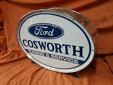 More details for ford,rs,cosworth,vintage,classic,mancave,lightup sign,garage,workshop,classic