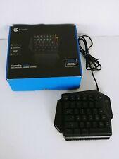 GameSir GK100 One Handed Gaming Keyboard Mechanical mini Game Key Pad USB Wire