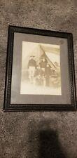 Antique 1889 PA 13th NATIONAL GUARD SCRANTON WATRES U.S. Military Photograph