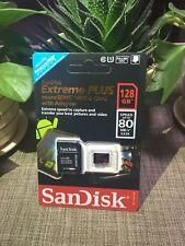 2017 NEW&128 GB&Micro SD SDXC MicroSD TF Class 10 Extreme UHS-1 80MB/s 533X