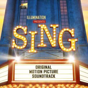 Sing Original Motion Picture Soundtrack Karaoke Edition(CD Dec-2016 2 Discs) NEW