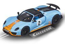 Carrera 27549 Evolution Porsche 918 Spyder Gulf Racing ANGEBOT