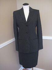 LES COPAINS black stripe suit
