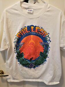 Phil Lesh 60th Birthday T-Shirt  Size L  Never Worn  Little Feat  Phish