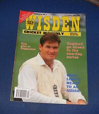 WISDEN CRICKET MONTHLY JULY 1992 - WHAT LORD'S MEANS TO AN AUSSIE