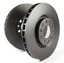 D7210 EBC Standard Brake Discs Rear (PAIR) for HUMMER H2