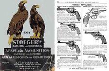 Stoeger 1934 Gun & Ammo Catalog