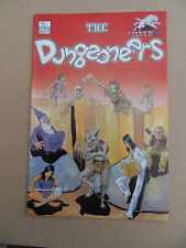 The Dungeoners 1 of 4 . Tim Vigil . Silverwolf . 1986 . VF