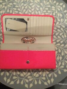 Ted Baker Leather Pink Purse