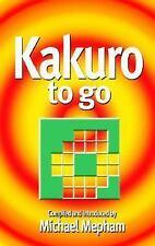 Kakuro To Go-ExLibrary