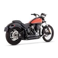 """Vance & Hines 2 1/4"""" ShortShots Staggered Schwarz Harley-Davidson Softail 12-17"""