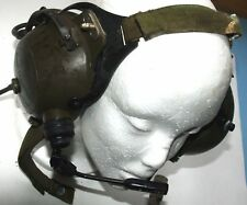 RACAL Acoustic Headset A Vehicle(Armoured) Tested/Working