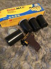 Kodak Max Versatility 400 Expired (2008) 35mm 4 Rolls Color Print Film